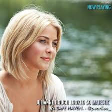 julianne hough safe haven hair i just love how her hair looks