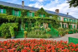 the monet family in their garden at argenteuil fondation monet in giverny wikipedia
