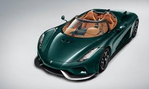 koenigsegg concept first two production koenigsegg regeras to be displayed at the