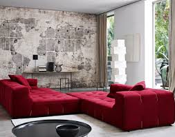 daybed living room interior superb decorating ideas using brown