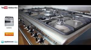 the freestanding smeg dual fuel oven stove sa9065x described by the freestanding smeg dual fuel oven stove sa9065x described by expert appliances online youtube