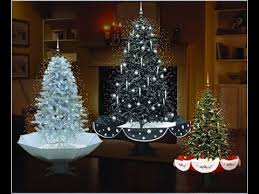 christmas tree shaped lights led lights musical snowing christmas tree with umbrella shape base