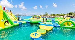 St Lucia Island Map Island Water Park Saint Lucia