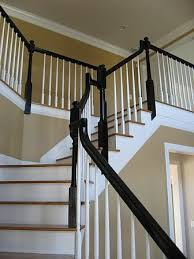 Stair Banisters Railings Interior Stair Railings On How To Tighten A Stair Banisters