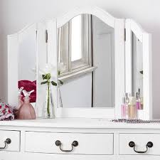 Dressing Table Shabby Chic by Juliette Shabby Chic Antique White Dressing Table Mirror Only
