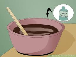 how to dye your hair with coffee 9 steps with pictures