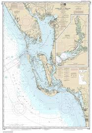 Tampa Zip Codes Map by Amazon Com Noaa Chart 11426 Estero Bay To Lemon Bay Including