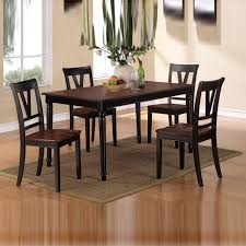 Black Wood Dining Room Table Black Dining Sets U0026 Collections Sears