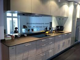 cr ence en miroir pour cuisine credence en miroir pour cuisine credence miroir cuisine verre salle