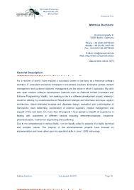 Portal Architect Resume Cv