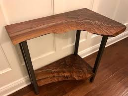 Entry Way Tables by Entryway Table Villella Custom Woodworking