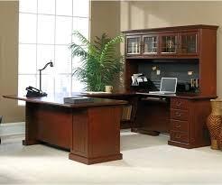 L Shaped Desk With Hutch Walmart U Shaped Desk With Hutch Bmhmarkets Club