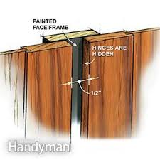 How Do You Resurface Kitchen Cabinets How To Refinish Kitchen Cabinets Family Handyman