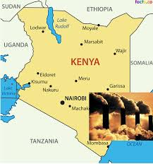 Kenya Map Africa by Controversy Erupts In Kenya As Chinese Company Finances 2bn Coal
