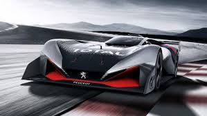 peugeot fast car the peugeot l750 r hybrid vision gran turismo is revealed drivetribe