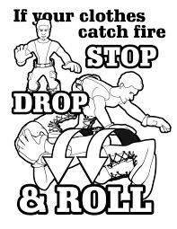 fire safety coloring pages 69 free coloring kids fire