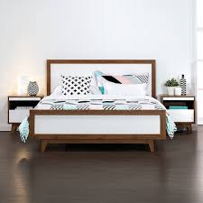 escape to a scandi paradise andi 4 piece queen bed only 399 95