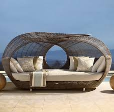 futuristic furniture furniture futuristic furniture with unique rattan canopy bed and