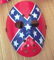 jason voorhees rebel flag hockey mask and 50 similar items