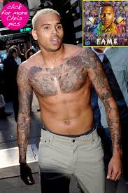 tattoos designs tattoos chris brown