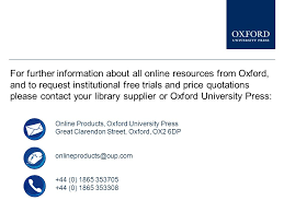 Oxford Press Desk Copy Online Resources From Oxford University Press This Presentation