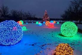 Easy Outdoor Christmas Lights Ideas What Are Some Great Ideas For Homemade Outdoor Christmas