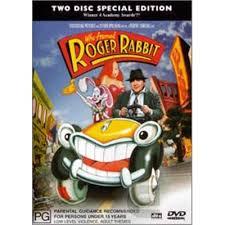 rabbit dvd who framed roger rabbit 2 dvd jb hi fi
