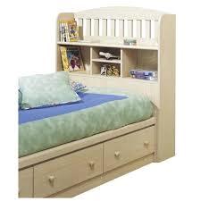 bookshelf headboards daybed beds with bookshelf headboards office