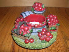 home interiors apple orchard collection vintage home interiors apple orchard stay on candle topper