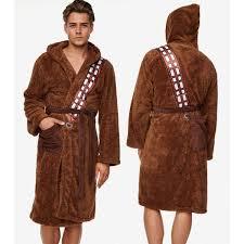 robe de chambre wars peignoir chewbacca idée cadeau sur ilokdo