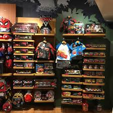 dan the pixar fan events disney store cars 3 merch release