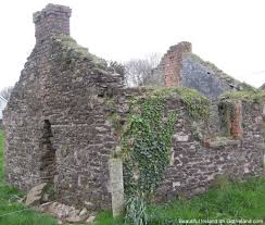 the ruined farmhouses of ireland got ireland