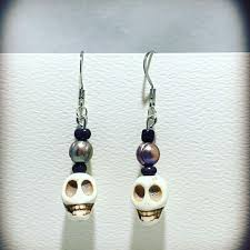 halloween jewelry 40 unique halloween earrings to complete your halloween look