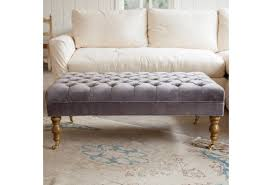 the long lasting design as tufted ottoman furniture beige linen
