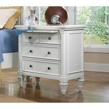 in stock white nightstands nightstands bellacor