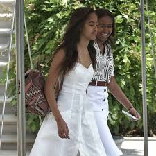 Vacation Obama Michelle Obama U0027s Dress On Vacation In Martha U0027s Vineyard 2016