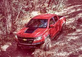 first look 2017 chevy colorado zr2 is rugged off road truck