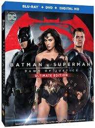 batman v superman dawn of justice ultimate edition details
