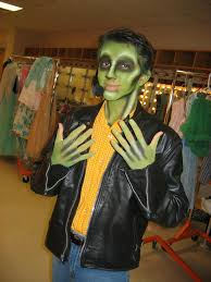 halloween prom zombie prom jonny makeup google search stage magic