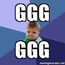 Ggg Meme Generator - ggg ggg success kid meme generator