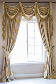 Swag Curtains For Living Room by Best 25 Valance Curtains Ideas On Pinterest Valances Valance