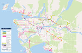 Metro North Route Map by 2 Billion Plan 5 New B Line Routes And More Frequent Skytrain