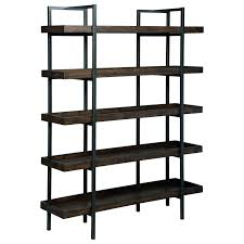 bookcase open bookcase shelves open shelf bookcase plans coaster