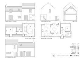 e plans house plans village house plan arts