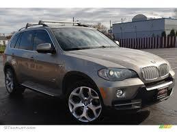Bmw X5 2008 - 2008 platinum bronze metallic bmw x5 4 8i 56873765 gtcarlot com