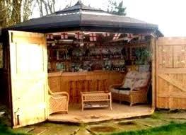 outdoor bar ideas brilliant backyard bar ideas garden design garden design with