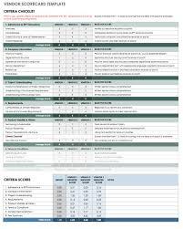 Risk Management Worksheet Fillable 13 Free Vendor Templates Smartsheet
