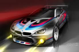 bmw car racing bmw previews m6 gt3 racing car