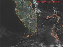 Florida Radar Weather Map by Southeast Florida Weather Outlook 5 20 14 The Weather Center