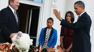 obama s corny white house thanksgiving turkey pardons